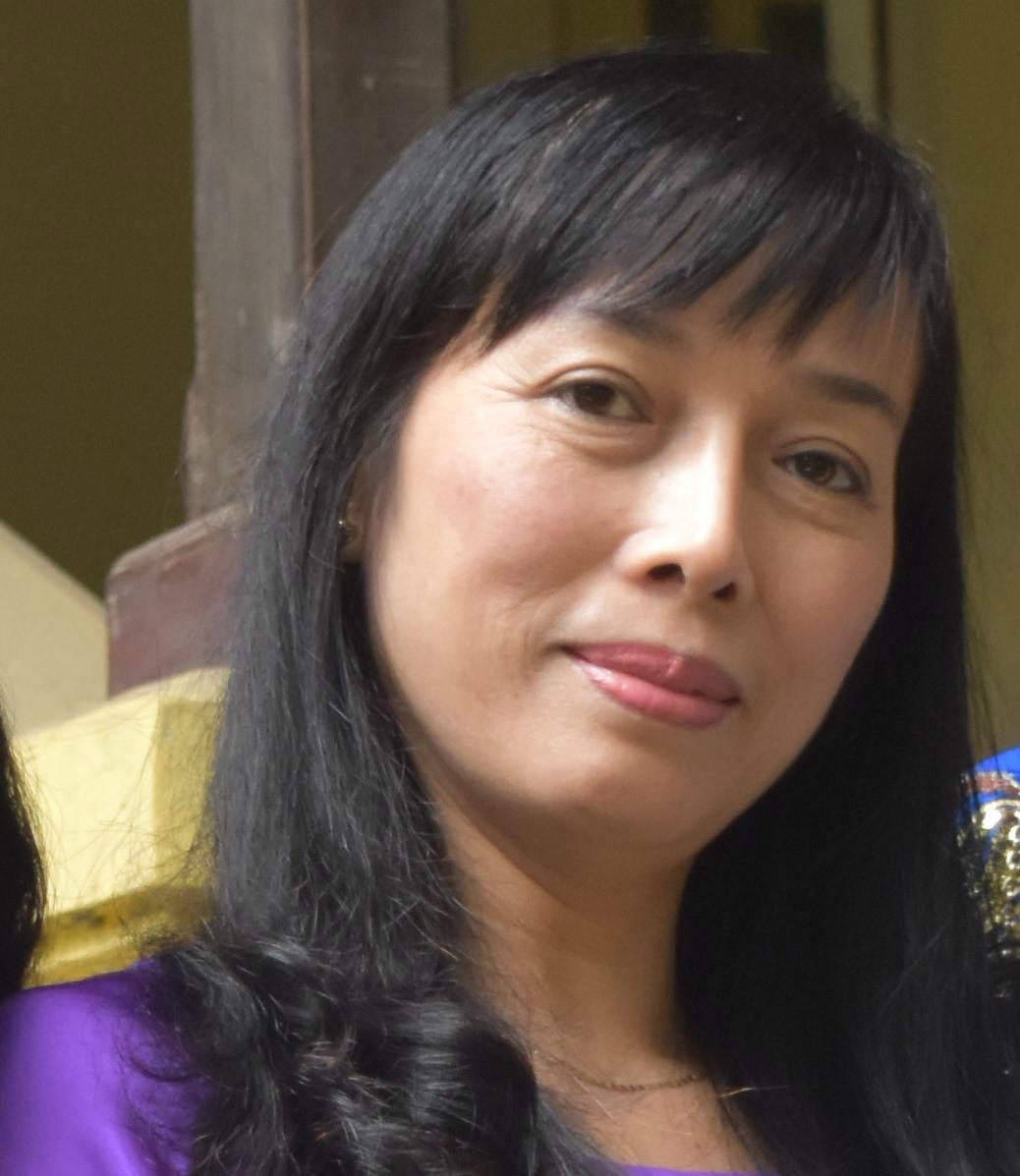 Chị Nguyễn Thúy Hằng – Nhà báo